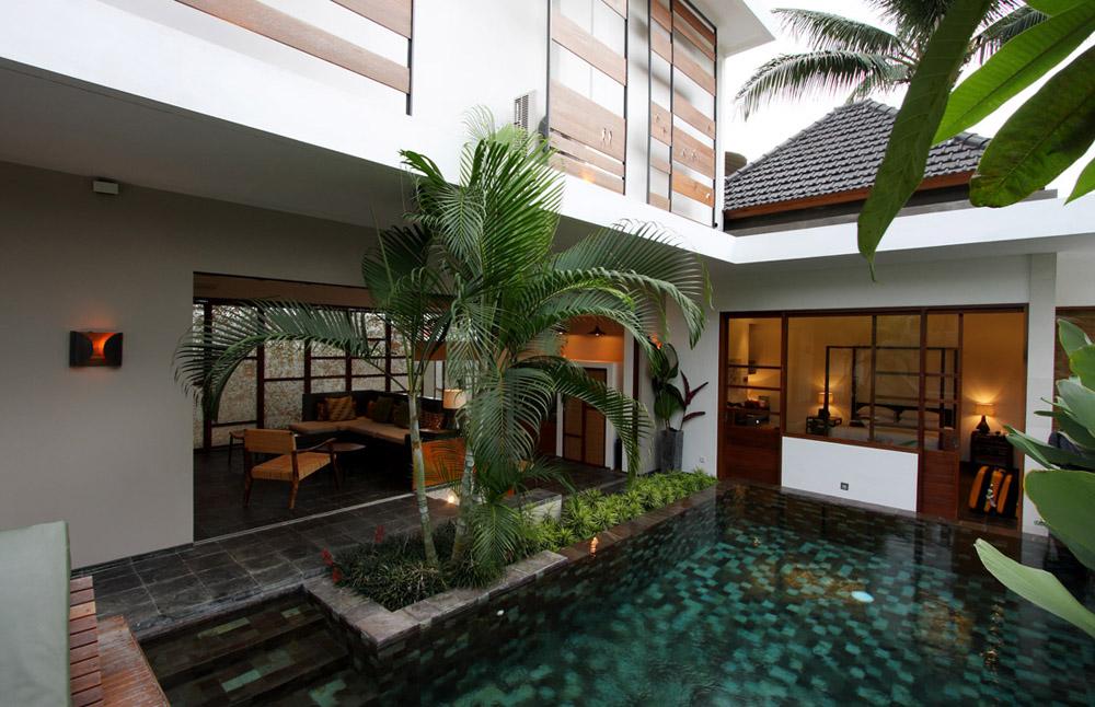 Swimming Pool - Villa Sesapi Downstair