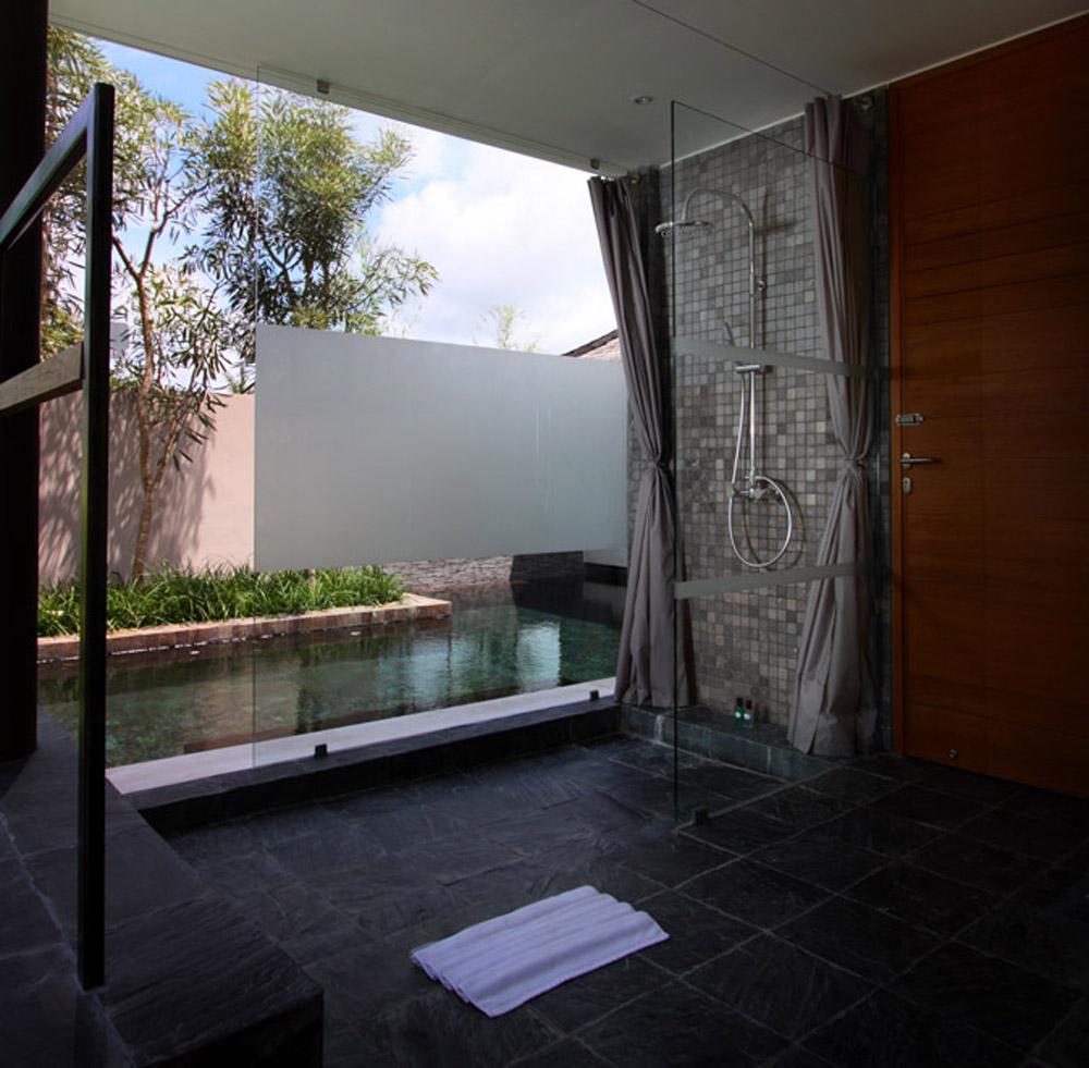 Bathroom - Villa Sarang Bambu