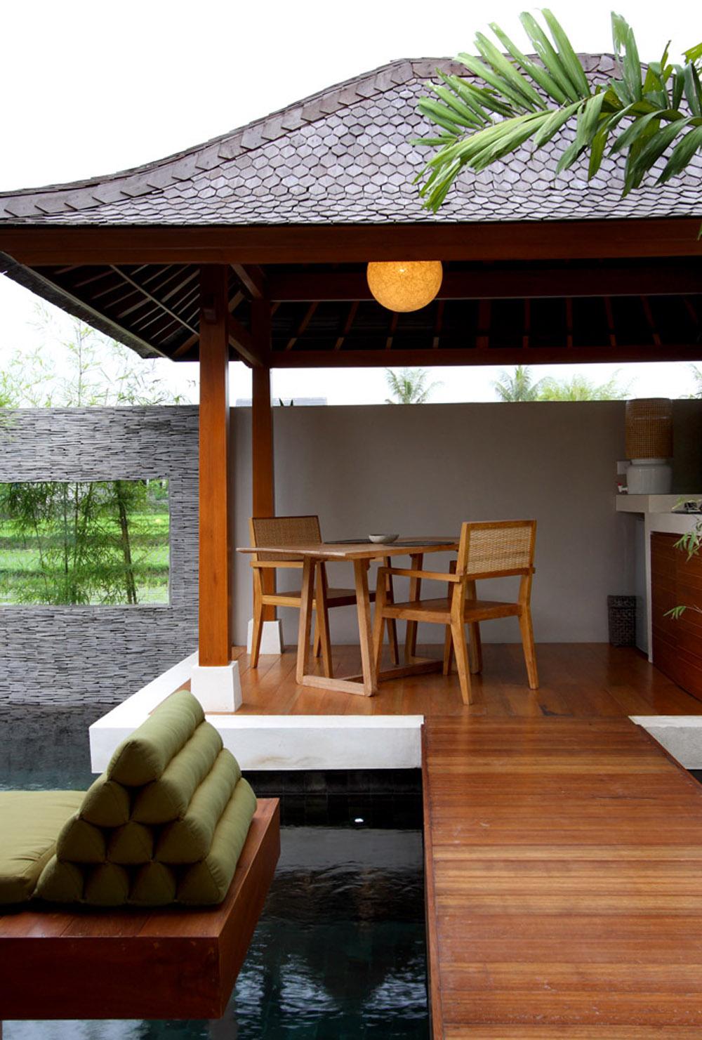 Kitchen - Villa Sarang Bambu