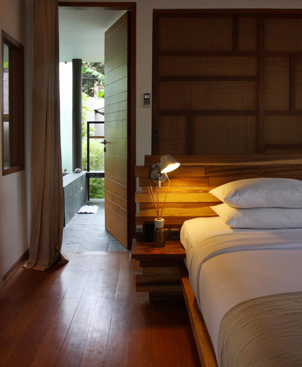 Bedroom - Villa Sarang Bambu