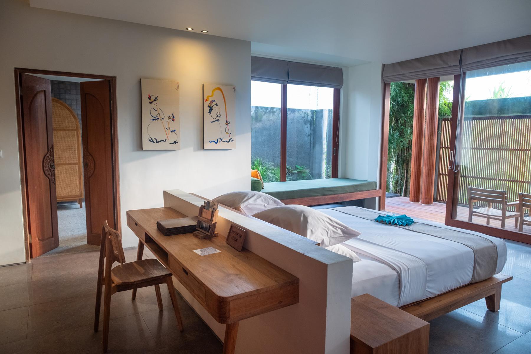 Bedroom 1st floor