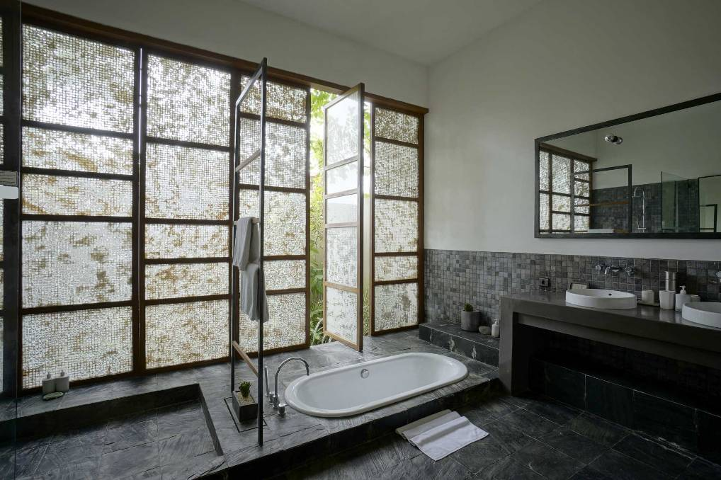 Bathroom - Villa Sesapi Downstair