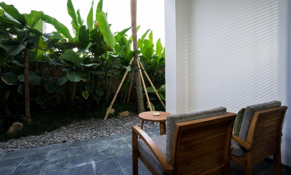 Balcony - Nyalian Downstair