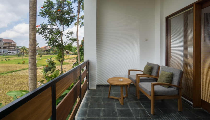 Balcony - Nyalian Upstair