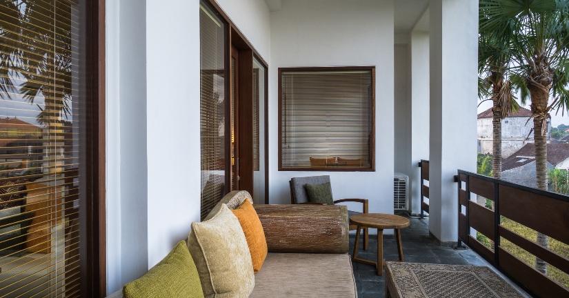 Balcony - Nyalian Suite